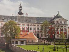 El monasterio de Broumov, foto: Anton Kaimakov