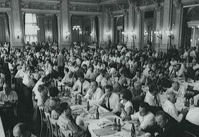 4. Kongress des tschechoslowakischen Schriftstellerverbandes (Foto: Tschechisches Fernsehen)