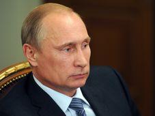 Vladimir Putin, photo: ČTK