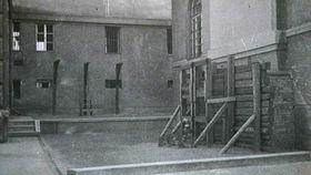 Hof des sogenannten Kaunitz-Kollegs (Foto: Tschechisches Fernsehen)