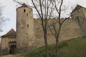 El castillo de Veveří, foto: Kristýna Maková