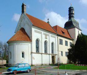 La iglesia de María Magdalena en Dolní Břežany, foto: Aktron, Wikimedia Commons, CC BY-SA 3.0