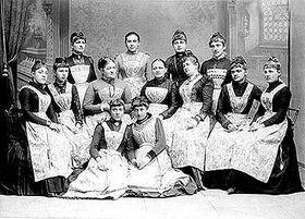 'Le Club américain des dames'