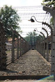 Auschwitz, photo: Barbora Kmentová