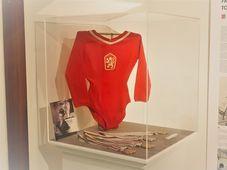 Výstava Cesta ke svobodě o Věře Čáslavské, foto: archiv Českého centra Tokio