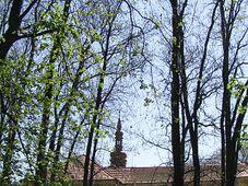 Františkánský klášter v Hájku, foto: Martina Schneibergová