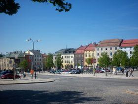 La Plaza de Jihlava