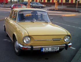 Škoda-Wagen (Foto: alofok, Wikimedia CC BY-SA 3.0)