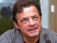 Petr Sís, photo: Alžběta Švarcová, ČRo