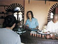 Le salon de thé vietnamien, photo: Tomas Tesar, Reflex
