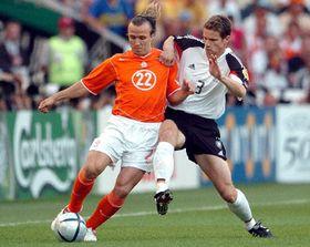 Netherlands - Germany, photo: CTK