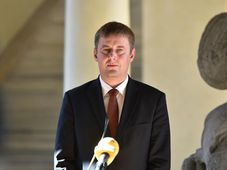 Томаш Петршичек, фото: архив Правительства ЧР