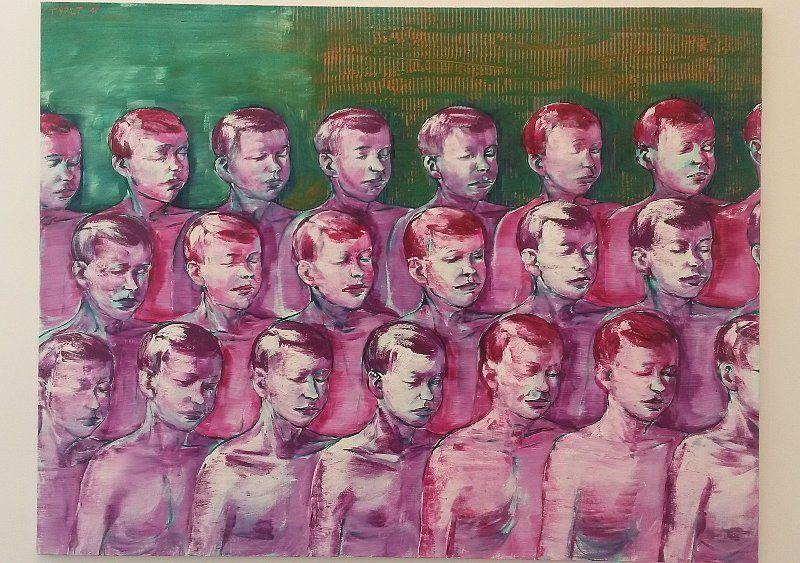 Galerie malých dívek