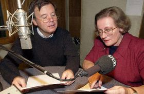 Czech Radio Free Europe broadcasts for the last time, photo: CTK