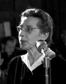 Milada Horáková (Foto: CTK)