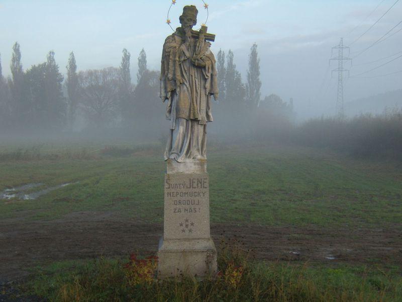 Saint Jean Népomucène, photo: Krabat77, CC BY-SA 3.0