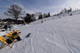 Un centro de esquí en Smržovka, foto: Ondřej Tomšů