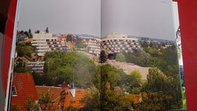 La démolition d'hôtel Praha, photo repro: 'L'hôtel Praha', Václav Richter / BigBoss
