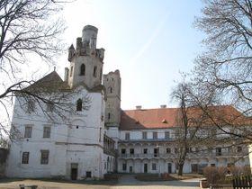 Замок Бржецлав Фото: Didaktik, CC BY-SA 3.0