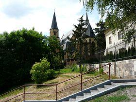 Костел св. Аполлинария, Фото: Екатерина Сташевская, Чешское радио - Радио Прага