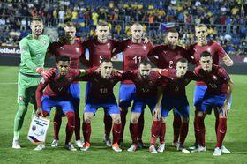 Tschechische Mannschaft (Foto: ČTK / Václav Šálek)