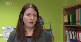 Hana Franková, photo: Czech Television