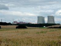 La centrale nucléaire de Temelín