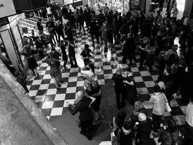 Tango en el Palacio Lucerna, foto: Embajada de Argentina en RCh