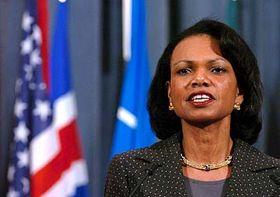 Condoleezza Rice, photo: CTK