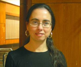 Elena Buixaderas (Foto: autora)
