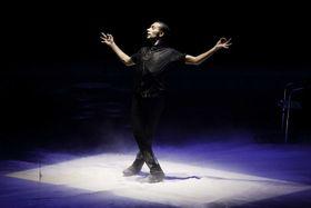 Israel Galván, foto: Tanec Praha