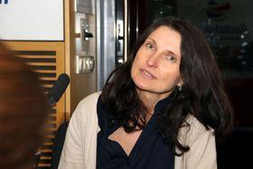 Margit Slimáková, photo: Šárka Ševčíková, ČRo