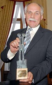 Professor Bedrich Moldan (Foto: CTK)