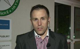 Jakub Schoř, foto: ČT24