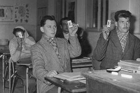 Erwachsenenbildung (Foto: Archiv von Oldřich Mižďoch)