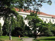Psychiatricka klinika v areálu Ke Karlovu, foto: archiv VFN v Praze