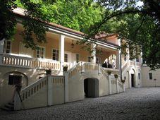 La villa Bertramka, photo: Ludek, CC BY-SA 3.0