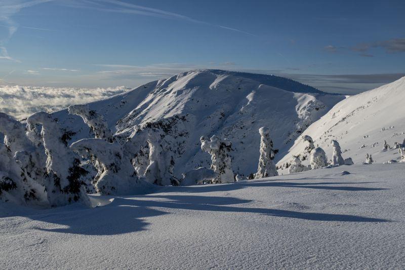 Зима в Крконошах, Фото: ЧТК / Давид Танечек