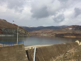 Badovac Lake, foto: Pavel Novák