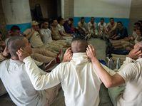 Muestra de las técnicas de trabajo en la cárcel. Archivo personal de Fernando Fuentes