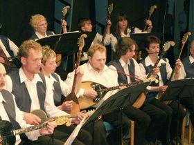 Foto: Tamburašský orchestr, Studénka