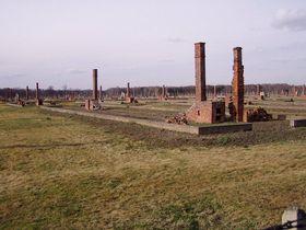 Familienlager von Ausschwitz (Foto: Raduz, Wikimedia Public Domain)
