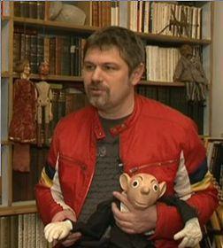 Pavel Jirásek, foto: Televisión Checa