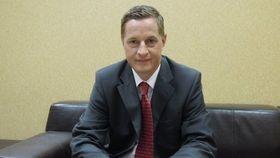 Martin Rozumek (Foto: ČT24)