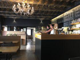 Interior of Cukr káva limonáda, photo: Ian Willoughby