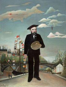 Autoretrato, 1889-1890, foto: Galería Nacional