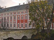 Broumov monastery, photo: SchiDD, CC BY-SA 4.0