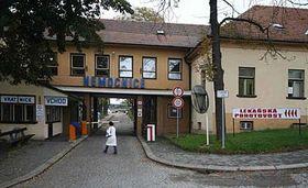 Hospital de Trebíc (Foto: CTK)