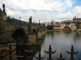 El Puente de Carlos, photo: Štěpánka Budková