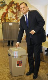 Petr Nečas, photo: ČTK